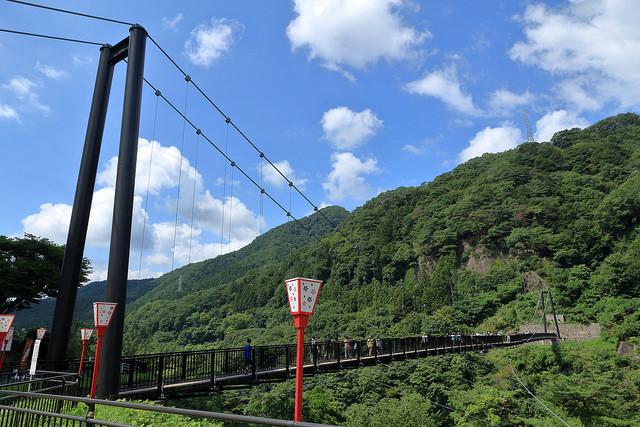 鬼怒楯岩大吊橋は鬼怒川の観光スポット!アクセスや駐車場情報もご紹介!
