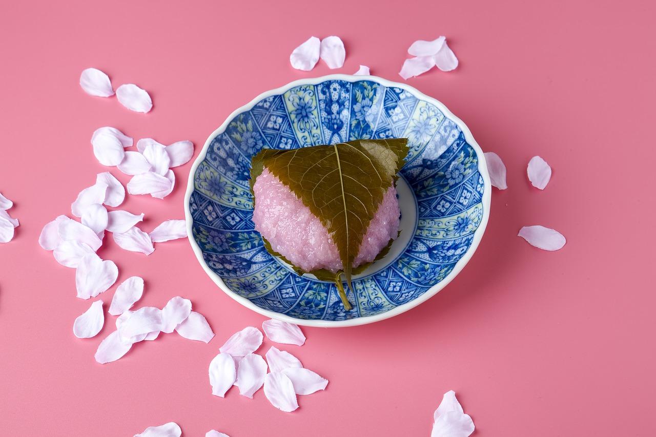 亀末廣は京都の名和菓子屋!京のよすがや大納言・干菓子などの美しさも堪能