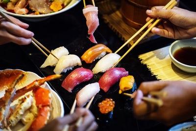 天王寺で人気の寿司店11選!安いと評判のお店や食べ放題OKのおすすめ店も