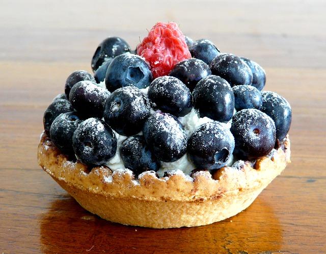 メゾンジブレー(中央林間)のフルーツたっぷりケーキが絶品!人気メニューは?
