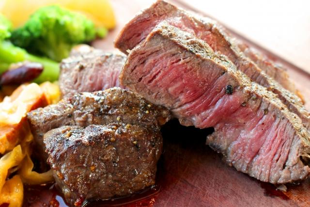 いきなりステーキのカロリー一覧!ダイエット向きメニューも!