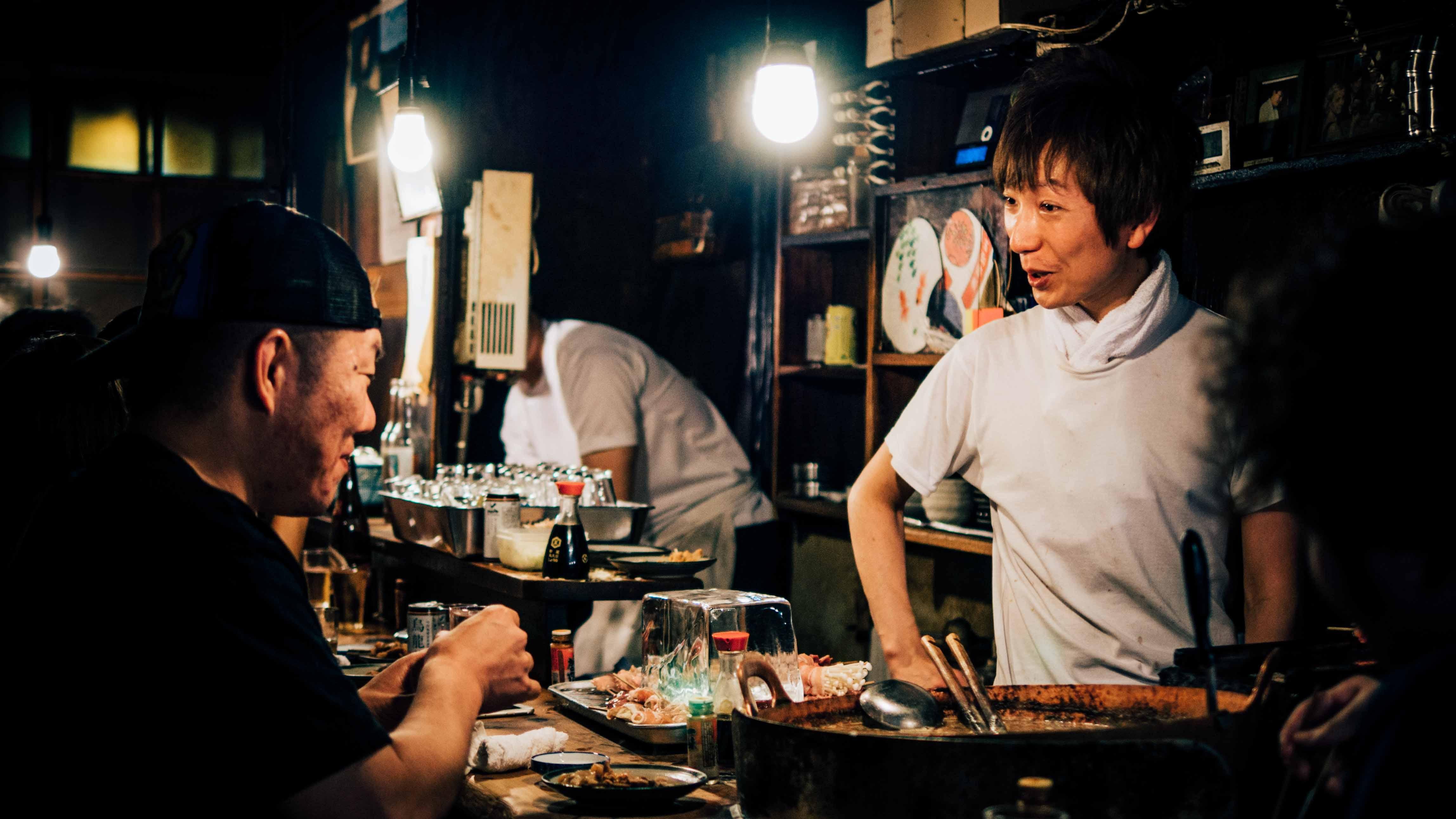 三ちゃん食堂は孤独のグルメで紹介されたおすすめ店!人気メニューもご紹介