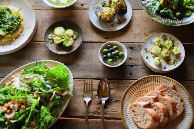 長春素食はベジタリアン料理が好きな方におすすめ!ヘルシーと女性からも大人気