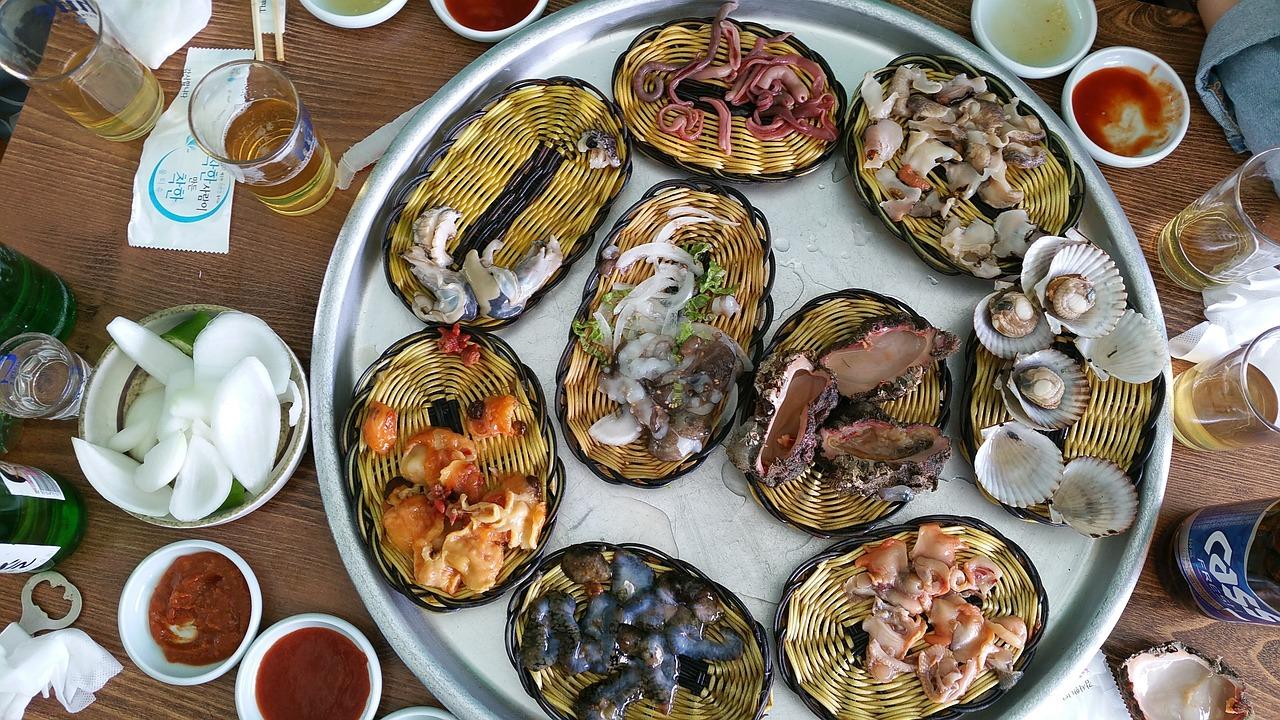 釜山の国際市場はグルメも買い物も堪能できる観光スポット!営業時間は?