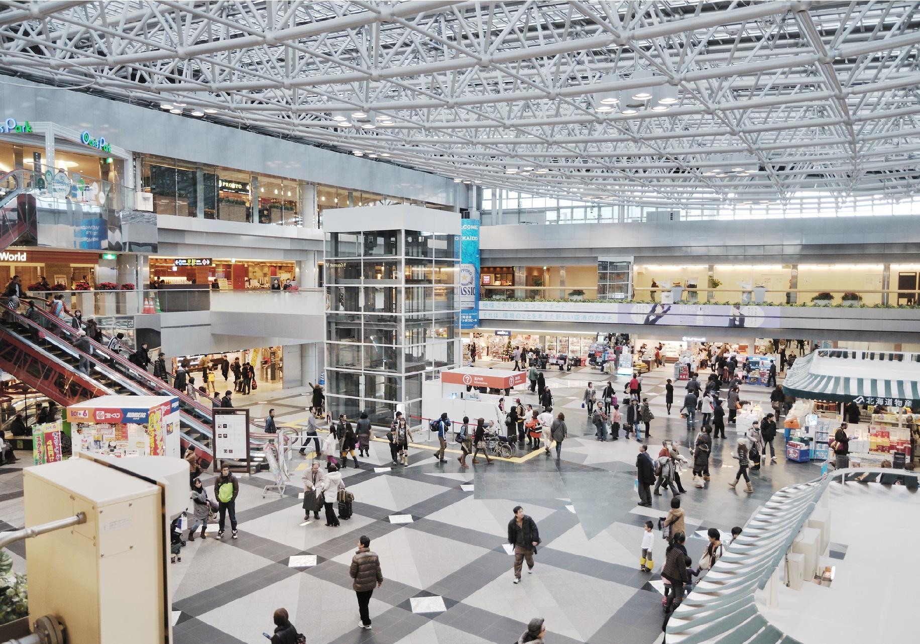 北海道の空港の数や規模・利用方法は?各場所の人気お土産も紹介!