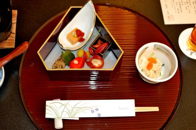 赤坂はらだで料亭ランチ!個室でゆっくり美味しい料理を楽しめる!