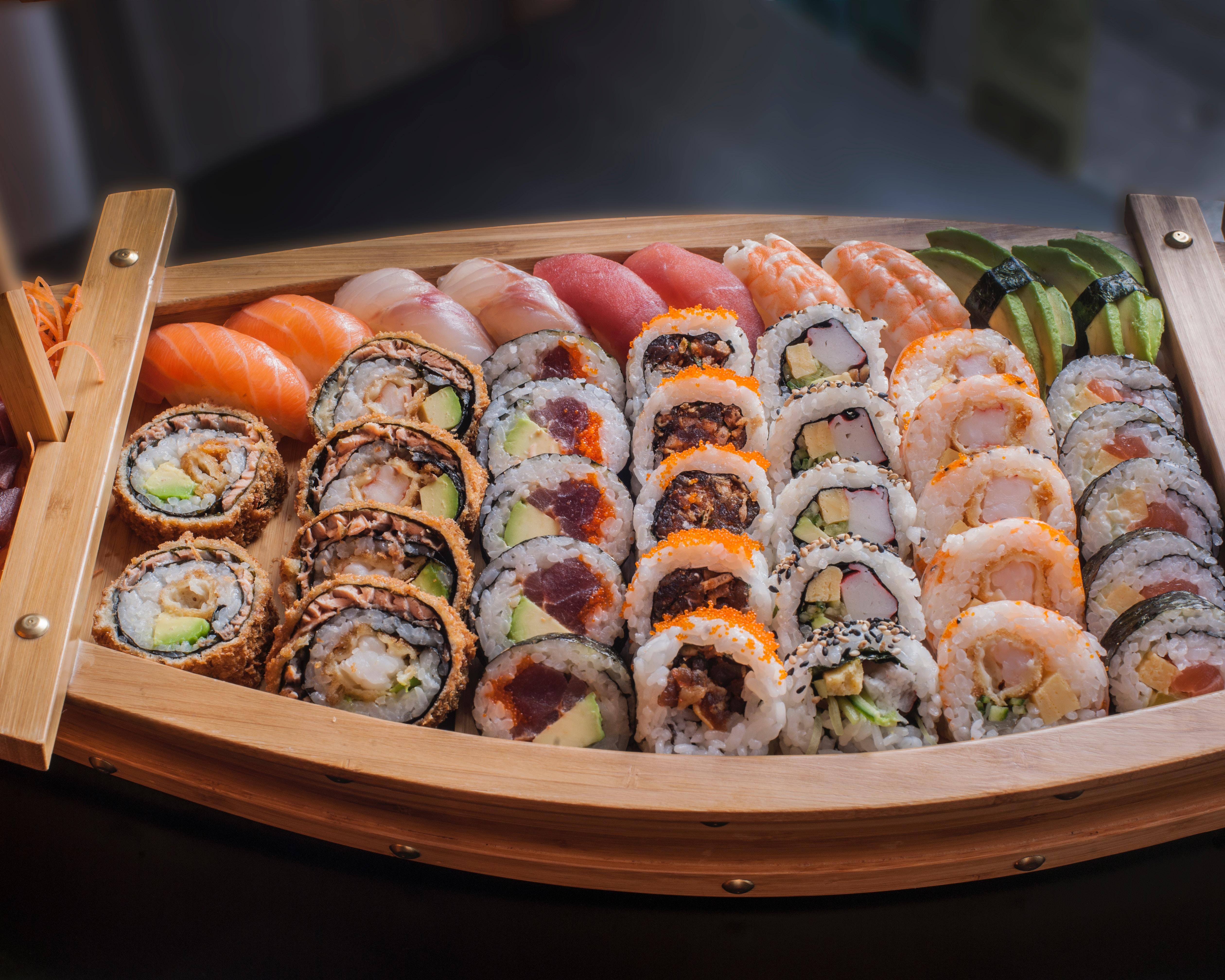 がってん寿司のランチが大人気!平日・土日に味わえるメニューや時間帯は?