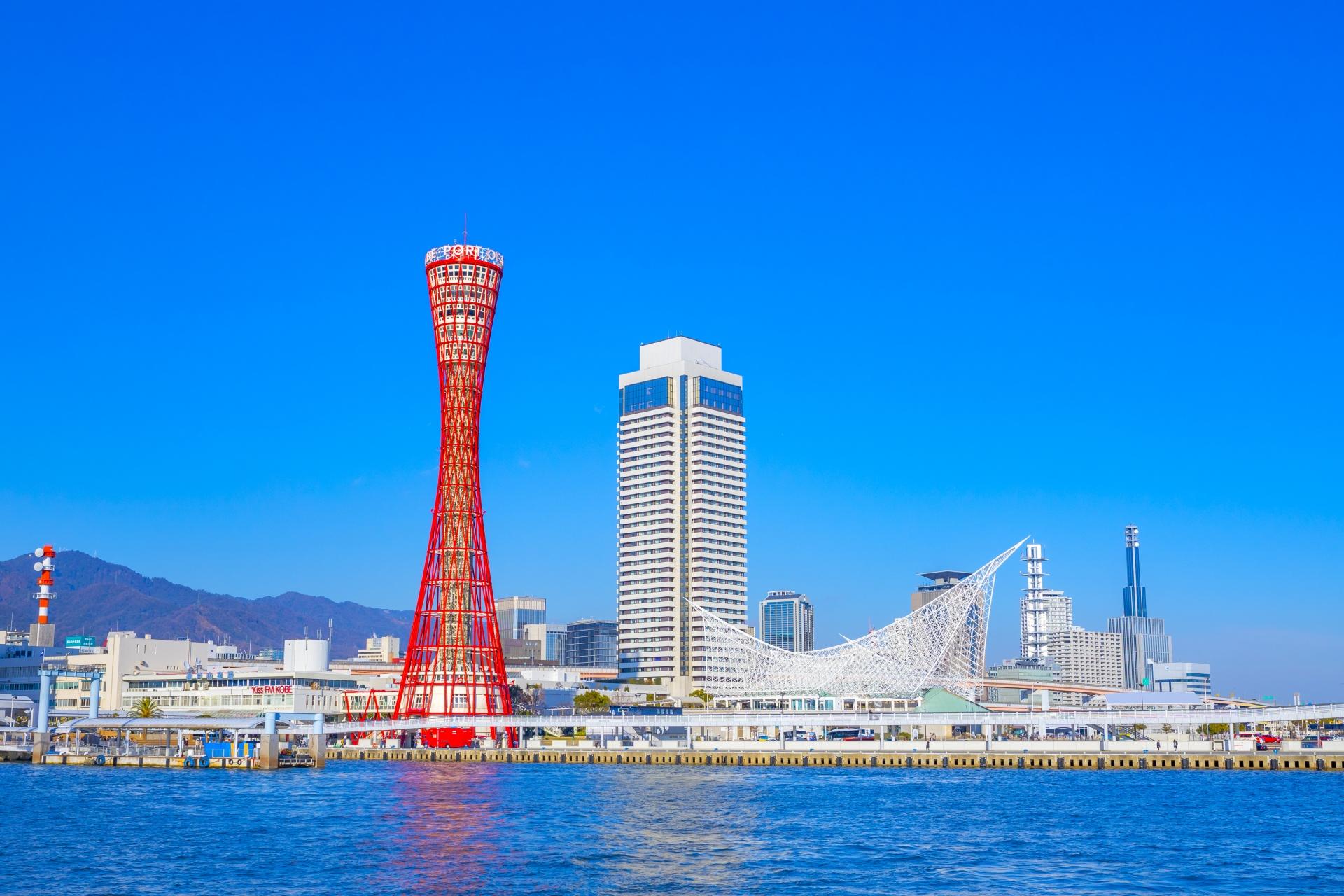 神戸で雨でも楽しめる観光スポット31選!デートや子供連れにおすすめは?