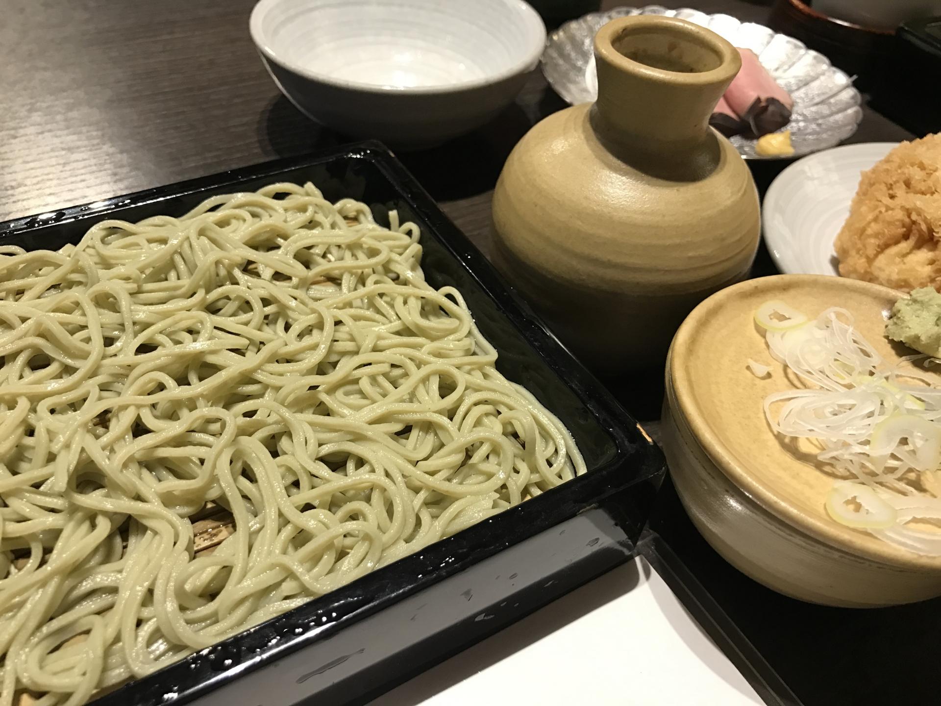 神田の蕎麦屋ランキングTOP17!有名老舗などおすすめ店を厳選してご紹介!