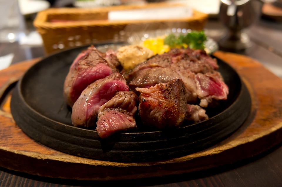 ステーキのどんのランチがおすすめ!ボリューム満点の日替わりメニューも大人気