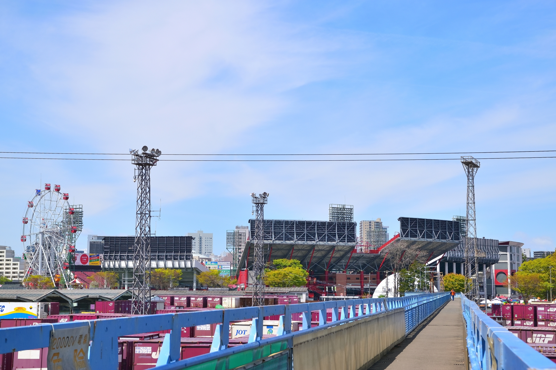 楽天生命パーク宮城は野球好きが訪れる人気スポット!アクセスや駐車場は?