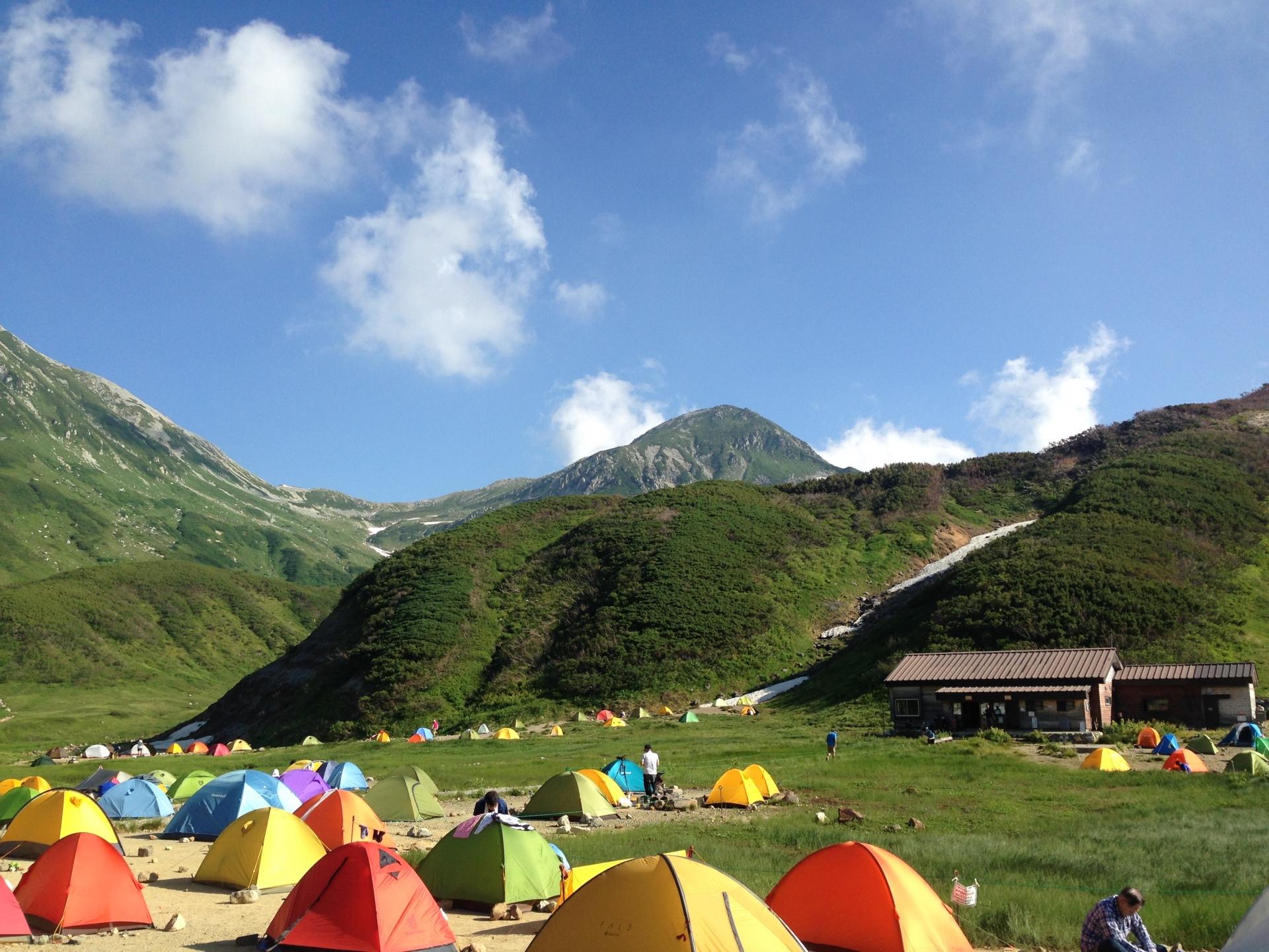 苫小牧アルテンは高規格のキャンプ場!充実の設備周辺施設も紹介!
