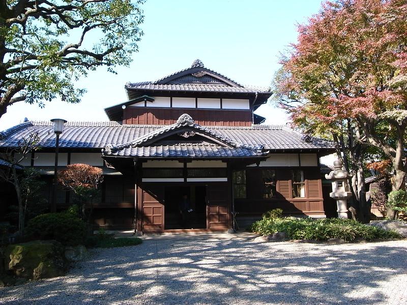 旧朝倉家住宅は大正ロマンを感じられる撮影スポット!入場料やアクセスは?