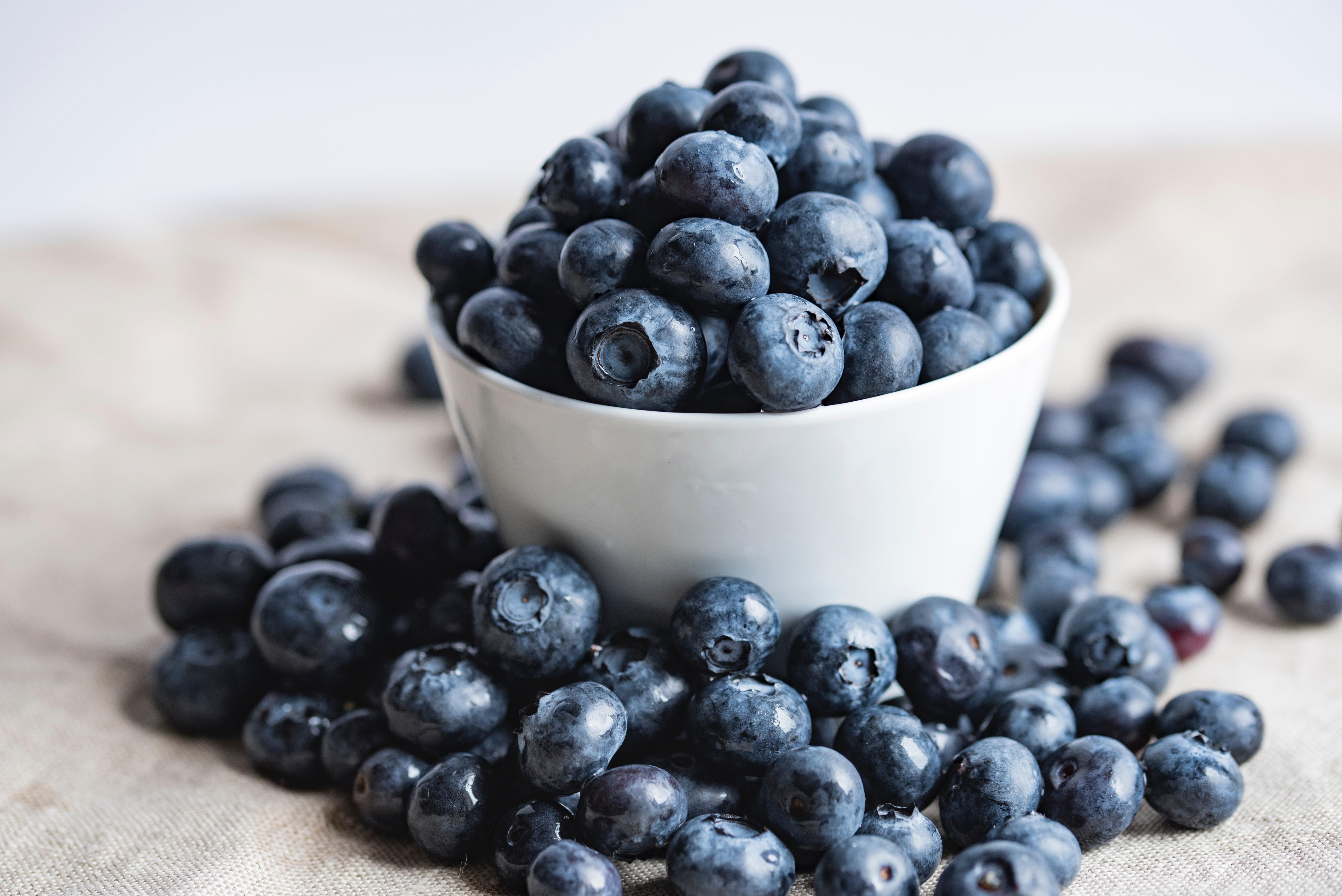 ブルーベリーの食べ方いろいろ!生や冷凍で旬の味わいを楽しむ方法紹介!
