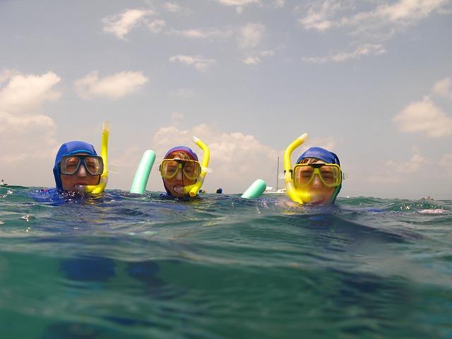 奄美大島のシュノーケリングおすすめスポット!ウミガメに出会える時期は?