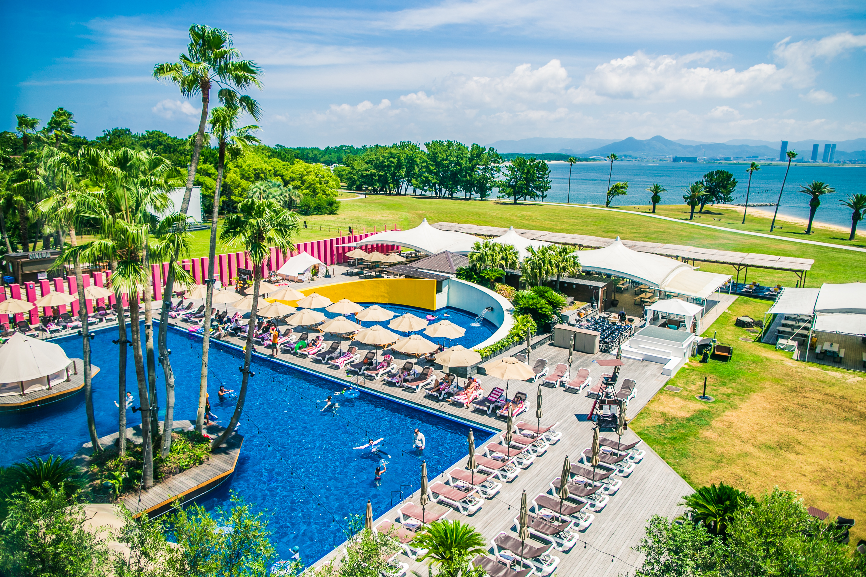 ザ・ルイガンズ.スパ & リゾートは国営公園内に位置するリゾートホテル!