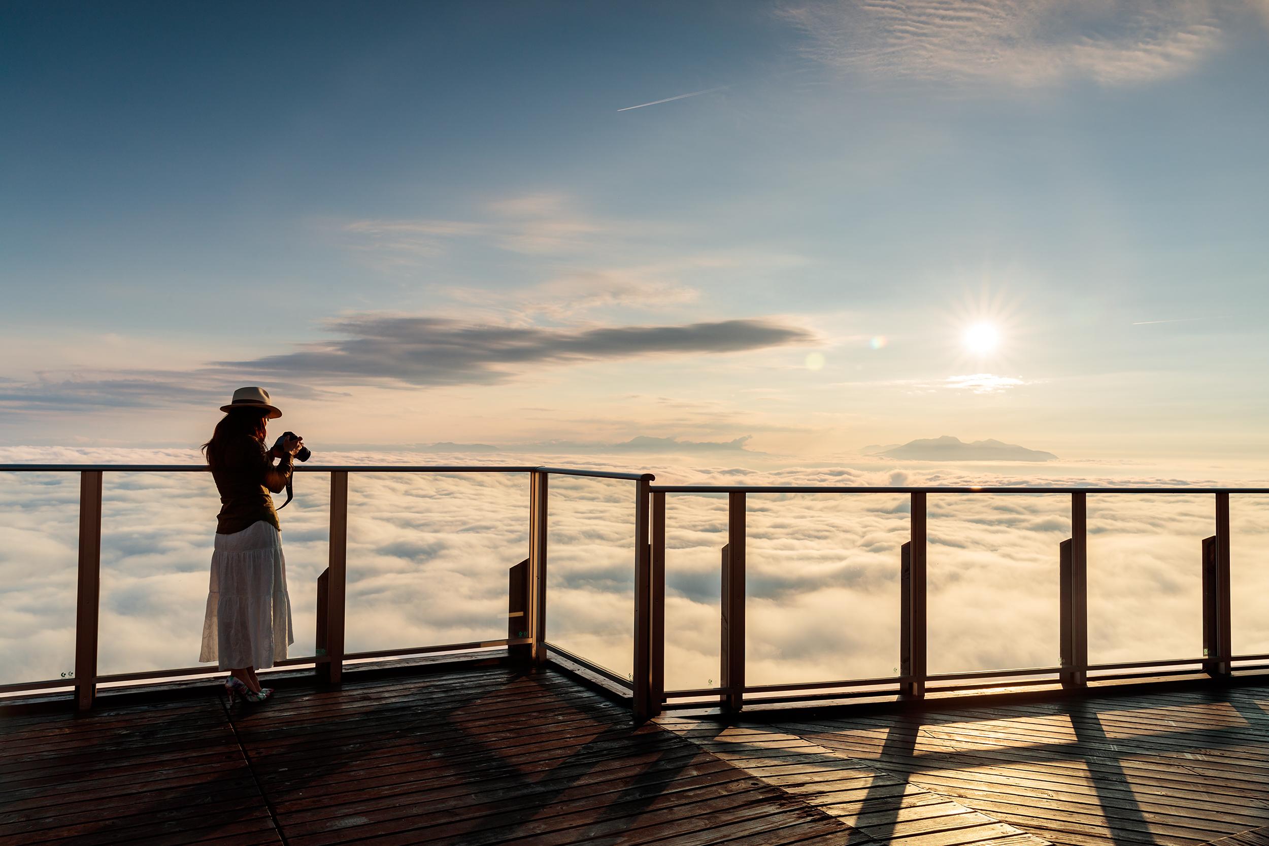 異次元の世界を満喫!竜王マウンテンパーク SORA terraceをご紹介!