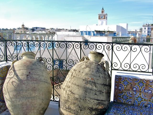 チュニスのおすすめ観光スポットは?チュニジアの首都で絶景を満喫!