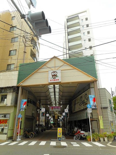 佐竹商店街で昭和レトロを感じよう!惣菜やスイーツなどおすすめグルメもご紹介!