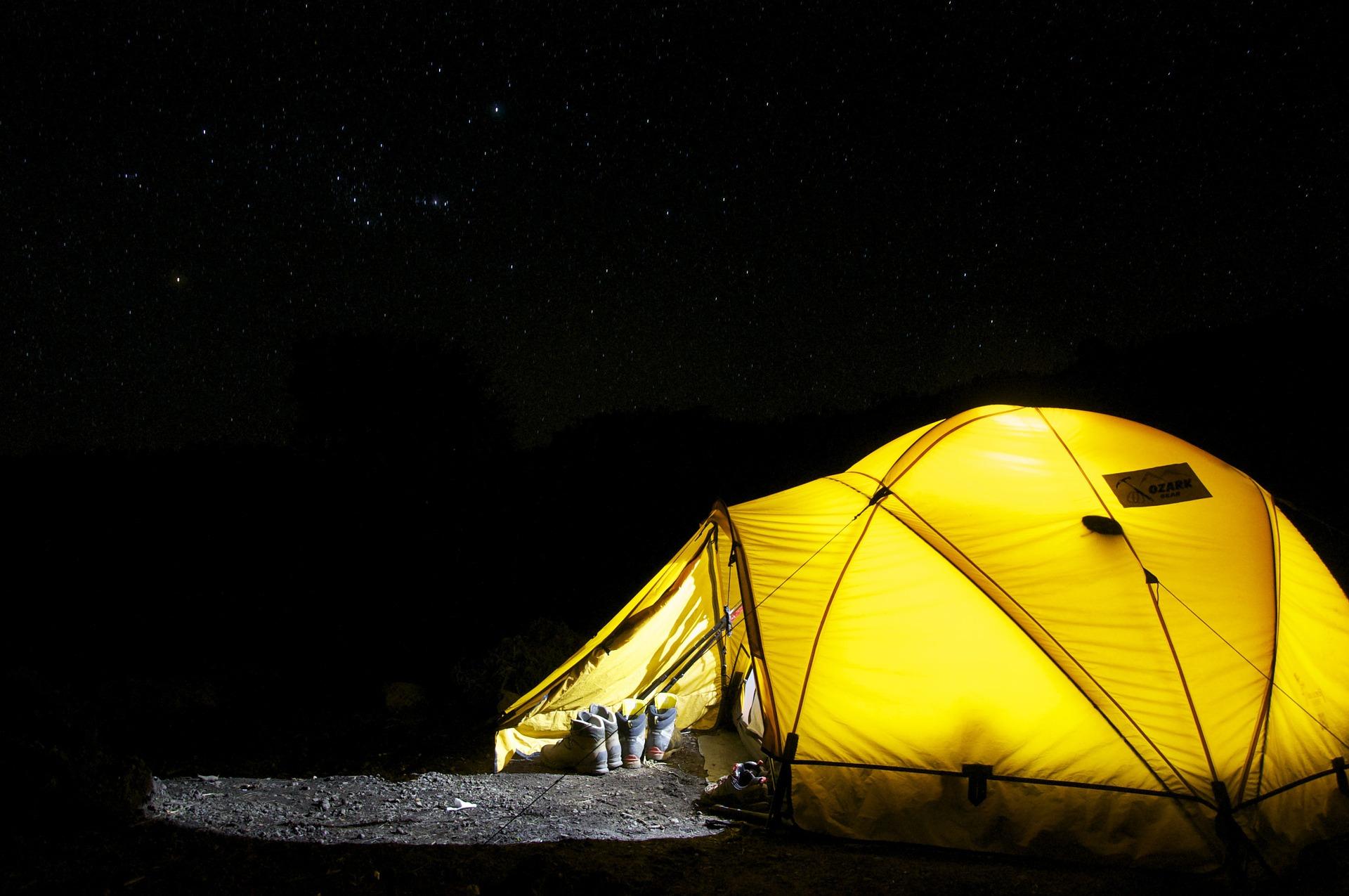 奥琵琶湖キャンプ場で自然を満喫!充実した設備で初心者にもおすすめ!