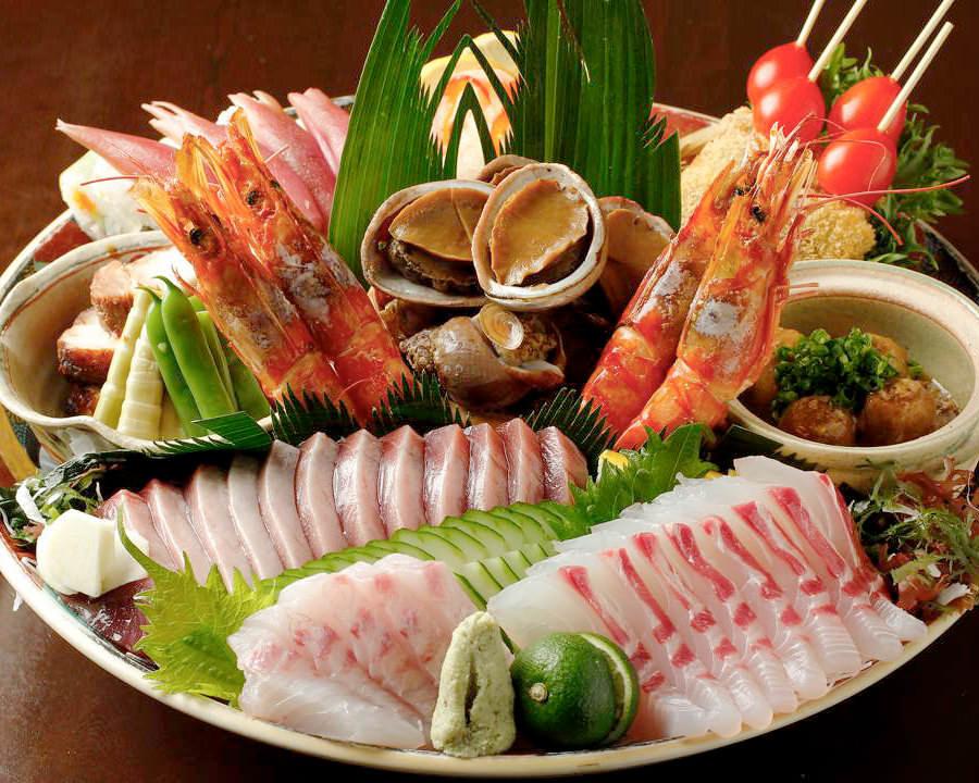 皿鉢料理は高知の郷土料理!カツオの刺身など内容やおすすめの人気店を調査!