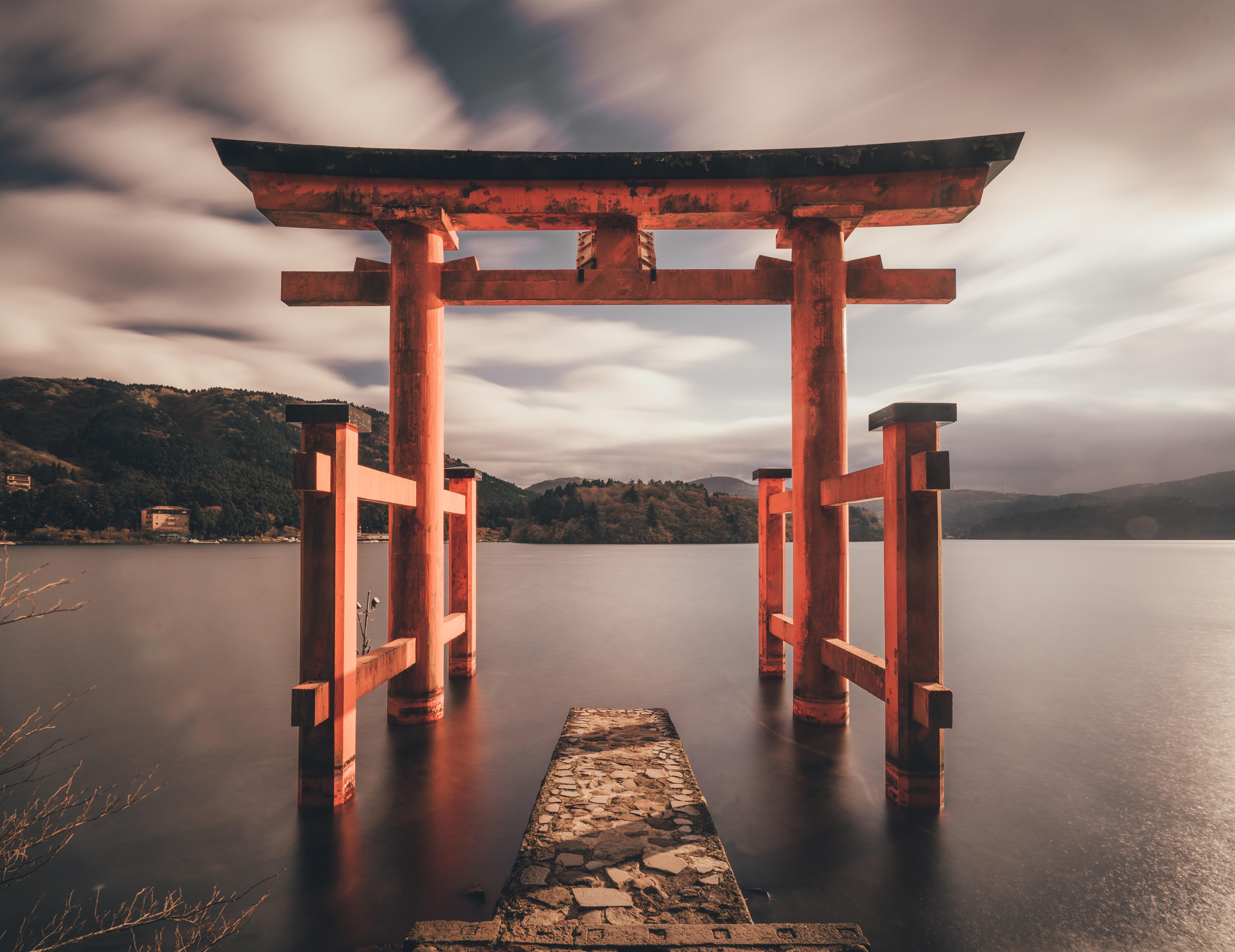 警固神社は福岡で人気のパワースポット!御朱印やご利益・足湯情報も!