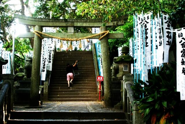 八百富神社は愛知県蒲郡にあるパワースポット!ご利益や御朱印情報も紹介!