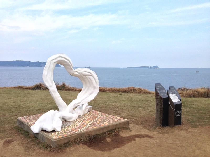 波戸岬(佐賀)の見どころをチェック!ハートのオブジェやキャンプ場も大人気!