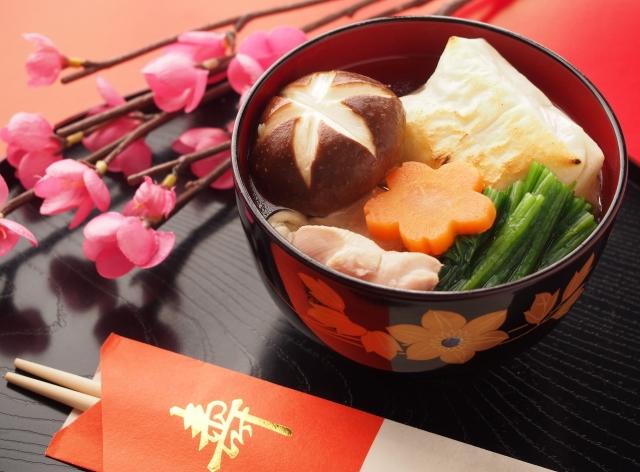 日本全国のお雑煮の違い!特徴やお餅の形・具材まで徹底解説!どれも美味しそう!