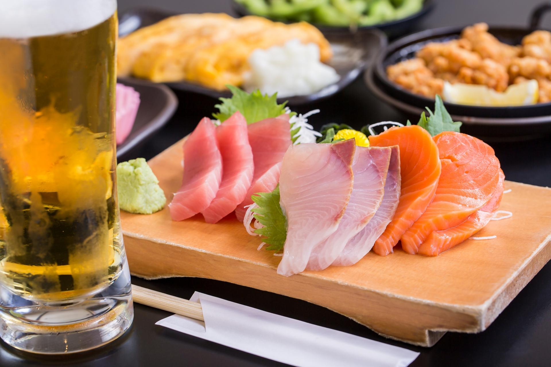 函館駅前のおすすめ居酒屋11選!個室のあるお店や安いところもチェック!