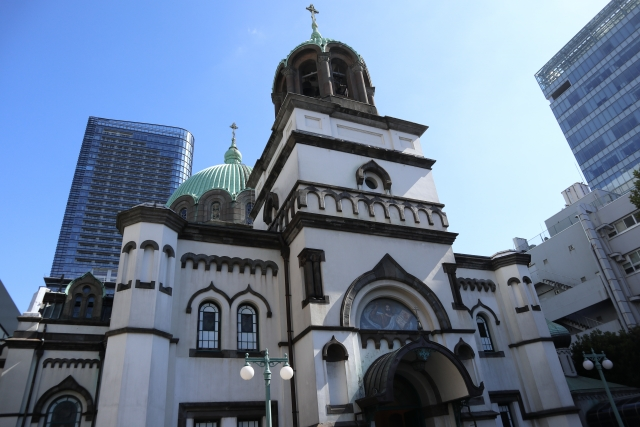 東京のおすすめ教会17選!ステンドグラスが美しい人気スポットも紹介!