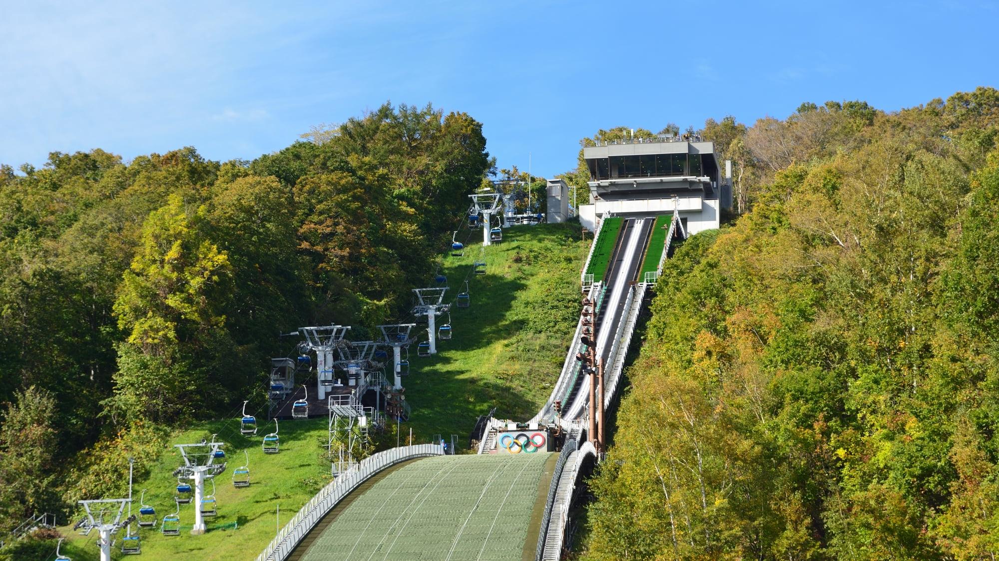 大倉山展望台は札幌の絶景スポット!見どころ・料金・アクセス方法など紹介