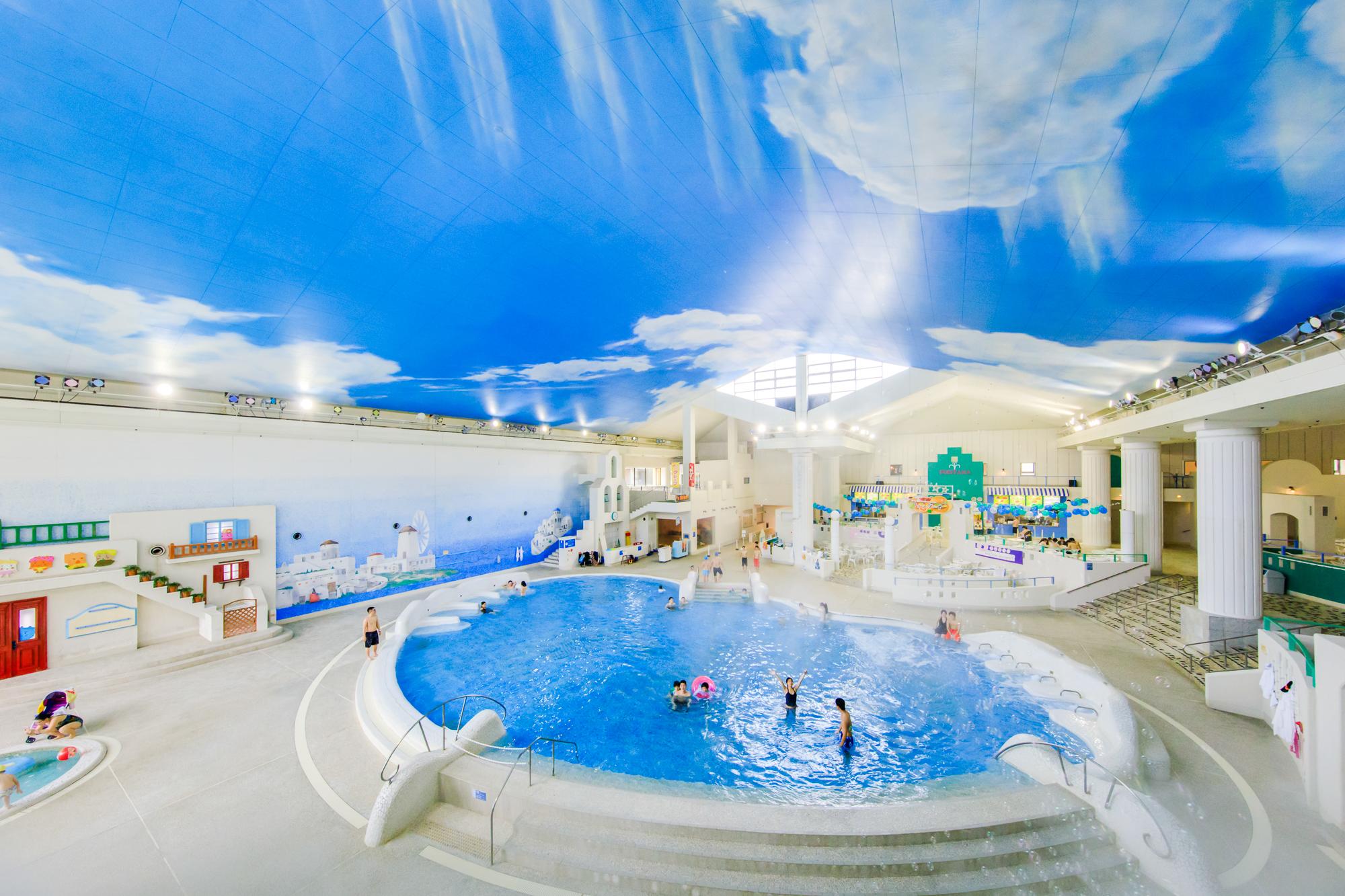 箱根小涌園ユネッサンは一日遊べる温水アミューズメントパーク!ワイン風呂やコーヒー風呂も?!