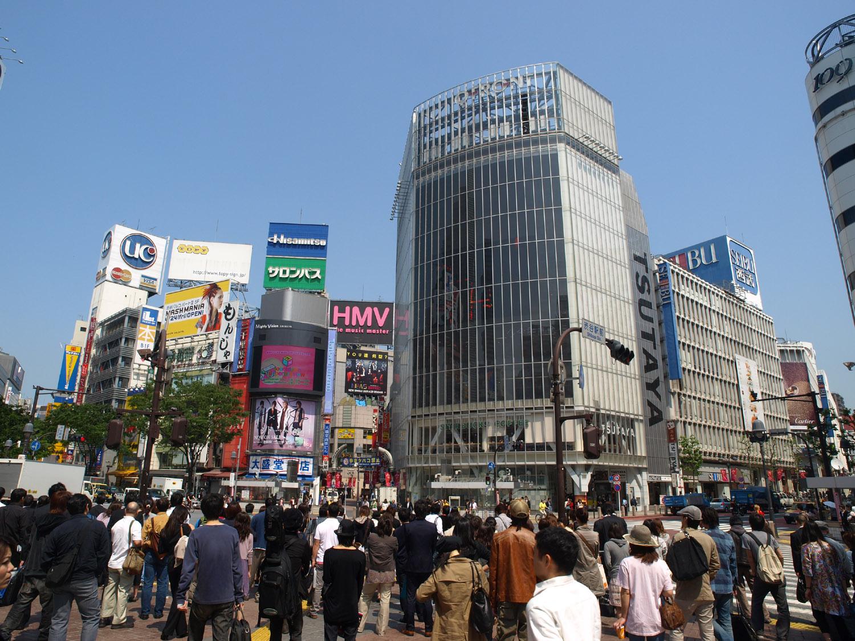 渋谷モヤイ像の場所や行き方は?各路線からの出口もチェック!