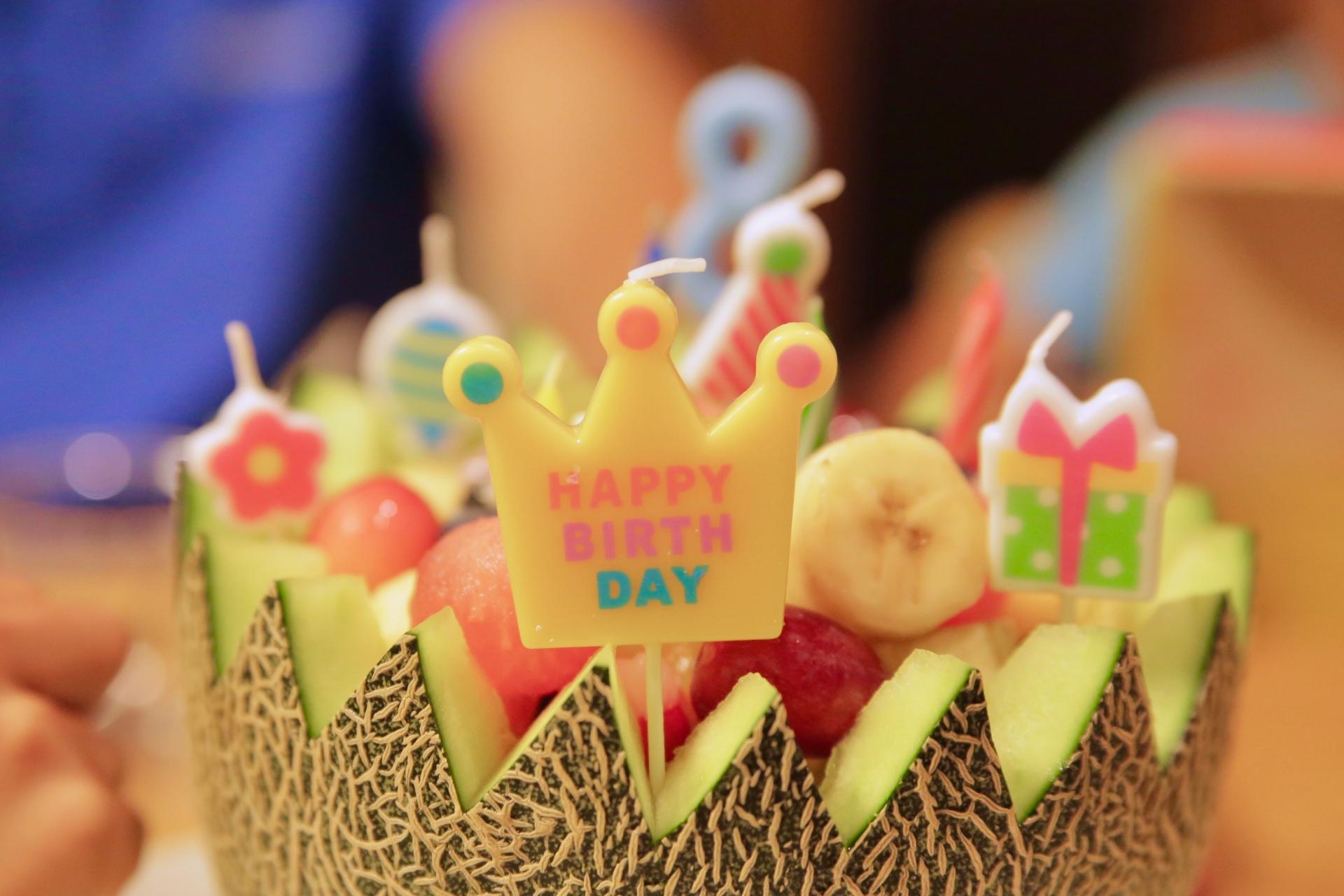 アンパンマンミュージアムの誕生日特典を紹介!当日以外の利用・予約は必要?