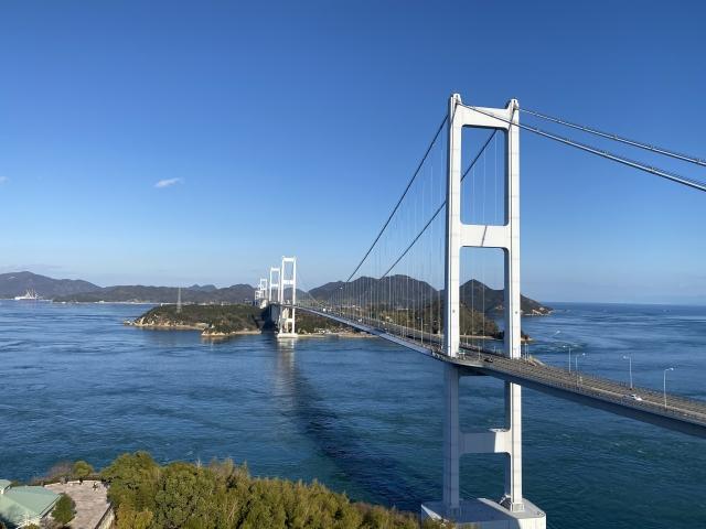 しまなみ海道の人気宿泊施設11選!サイクリングや観光にもおすすめ!