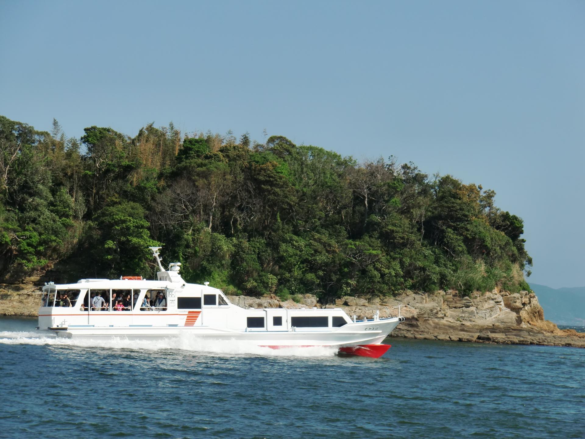 沼島汽船を使って沼島観光を満喫♪料金や乗り場までの行き方は?