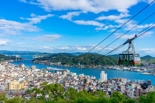 千光寺公園は尾道で人気のお出かけスポット!桜や展望台から見る景色にうっとり