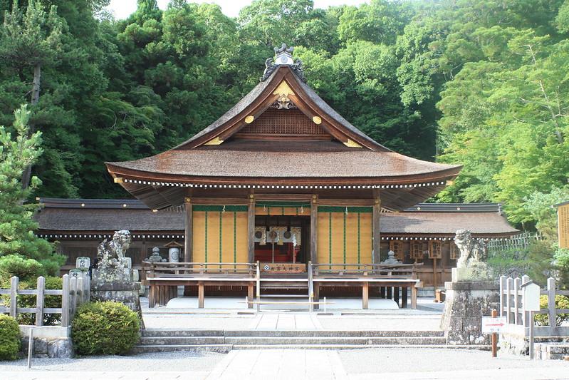 【京都】出雲大神宮は日本一の縁結びの社!ご利益を授かりに行こう♪