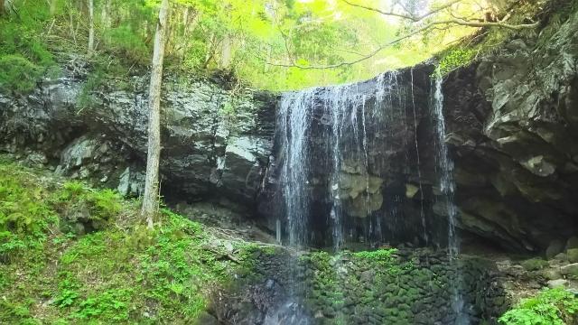 岡山県の滝の名所11選!岩井滝や神庭の滝など癒しのパワースポットを紹介!
