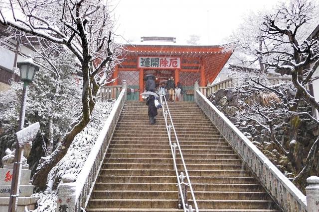八王子の神社に参拝しよう!ご利益や御朱印にアクセス方法もまとめてご紹介!