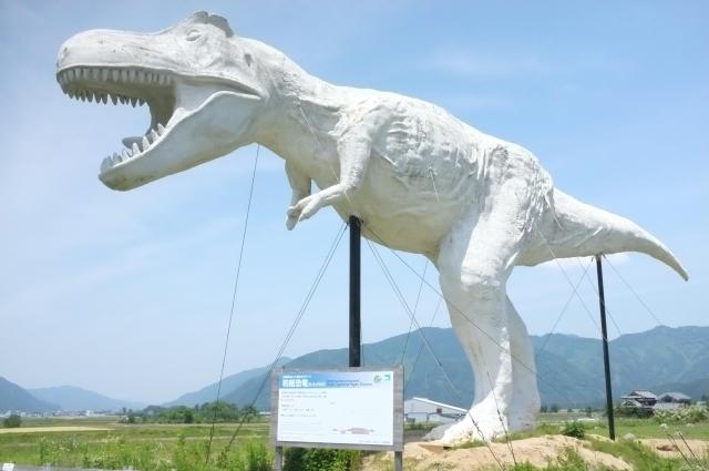 勝山市は魅力的な恐竜がいるまち!おすすめ観光スポットやグルメも紹介!
