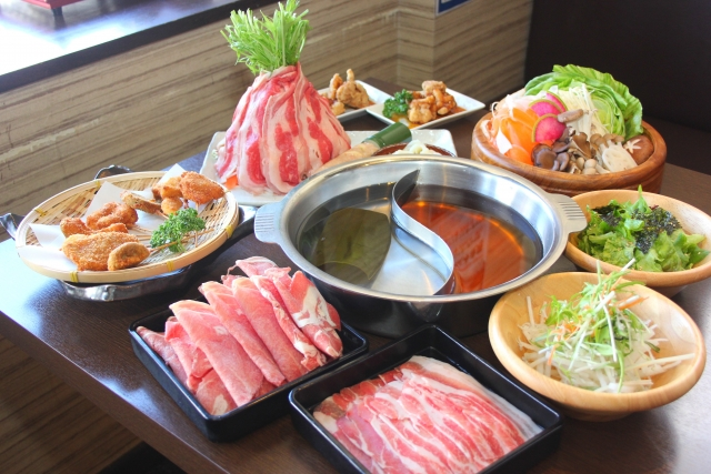 しゃぶ葉は寿司の食べ放題も出来る!頼み方・種類や食べられる時間帯などを解説!
