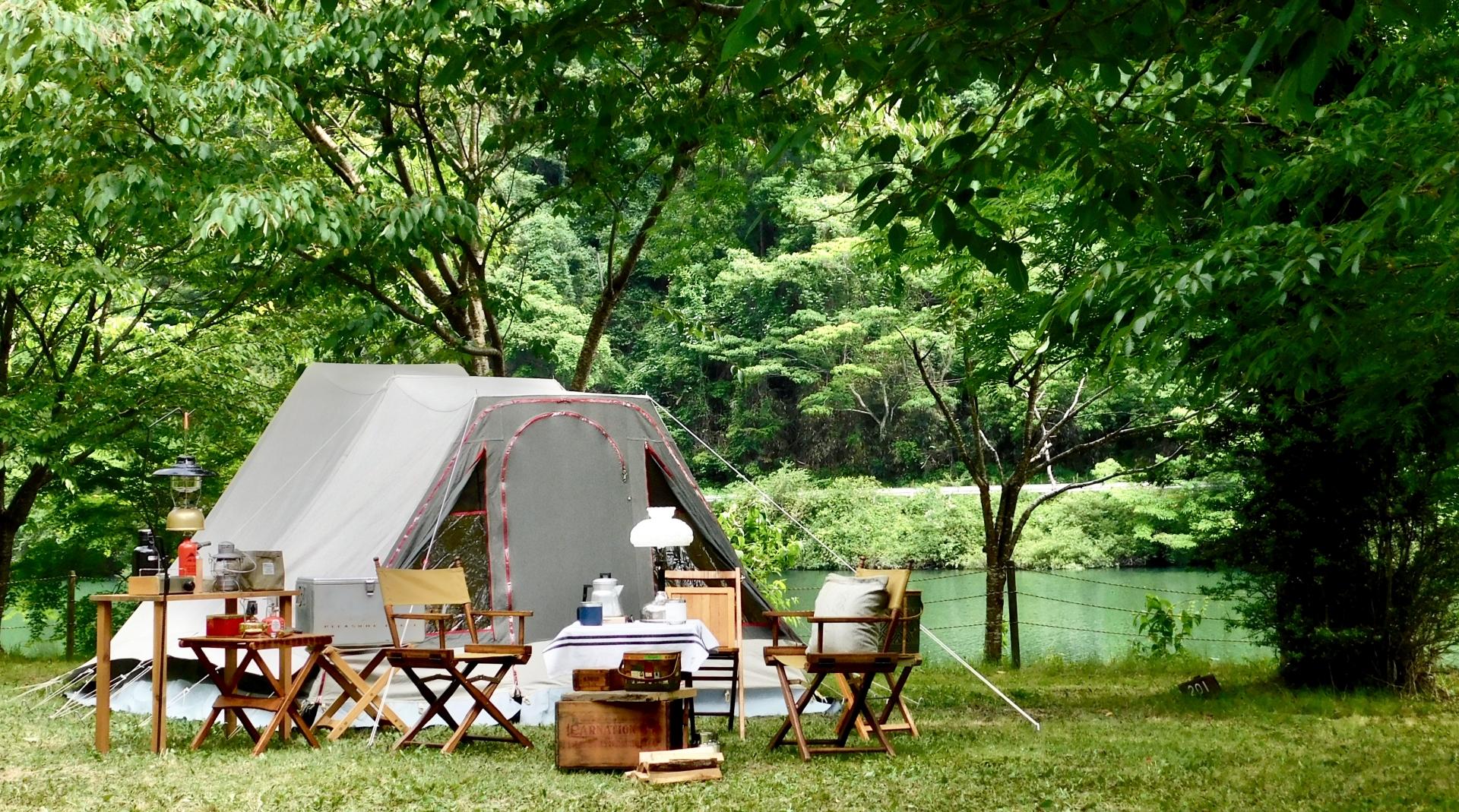 【関東近郊】予約不要のおすすめキャンプ場9選!無料の施設も多数!