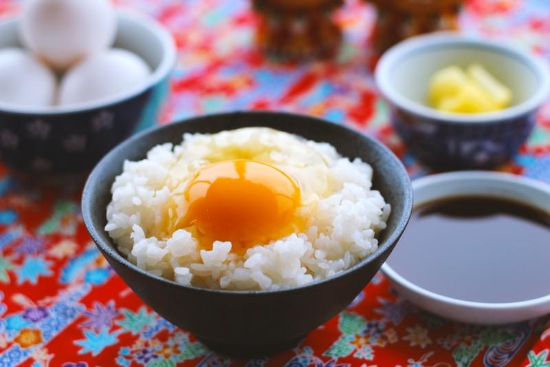 岡山でたまごかけごはんなら「食堂かめっち。」!絶品TKGを堪能しよう!
